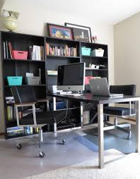 Unique Functional Home Office Design Cool Ideas - Cool home office design