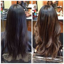 should wash hair before bayalage best 25 balayage before and after ideas on pinterest brown