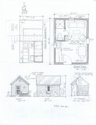 Small Cottage Plan Small Cabin Plans Tiny Houses Small House Plan Under 1000 Sq Ft