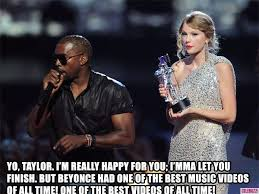 Vma Memes - most iconic vma moments kanye west interrupting taylor swift is