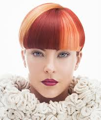 sissy hairstyles a short red hairstyle from the virginia martinez collection no 26976