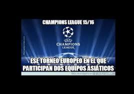 Memes De La Chions League - los memes del sorteo de la uefa chions league humor taringa