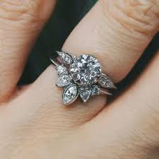 wedding band ideas my custom engagement ring and wedding band together 2800582
