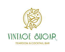 cocktail logo cocktail connection at vintage sugar tearoom u0026 cocktails in