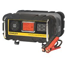 15 amp battery charger with 40 amp engine start bc15bs stanley