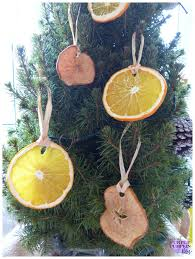 fruit christmas tree decorations
