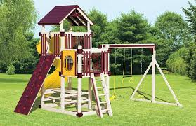 Metal Backyard Playsets 4 Ways To Know You U0027re Buying A Quality Swing Set Swing Kingdom