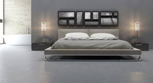 Minimalist Bed Frame Modern Minimalist Design Of The Modern Bed Frame That Has Grey