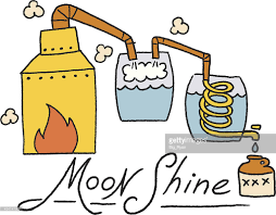 cartoon alcohol jug moonshine jug vector art getty images