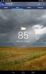 weather channel apk best weather apps widgets for android smartphones phoneradar
