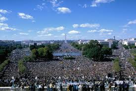here u0027s where the 8 biggest protests in u s history took place