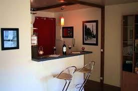 cuisine avec bar am駻icain cuisine avec bar americain amacricain intacrieure stupefiant
