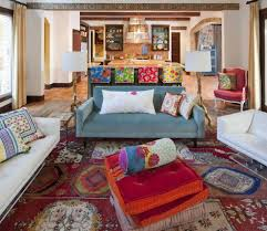 dallas shabby chic rug living room southwestern with colorful