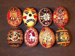 ukrainian egg pysanky ukrainian easter eggs