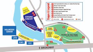 Dr Map Maps U2014 Broadway Festivals Inc