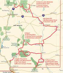Alamogordo New Mexico Map by Spring 2017 Plein Air Journey