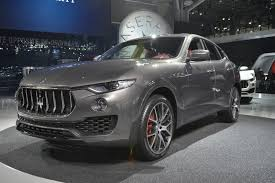 maserati bmw new york 2016 maserati levante gtspirit