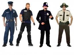 Policeman Halloween Costume Occupation Halloween Costumes Men Women Holidappy