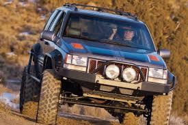 1998 jeep grand rear end jeep grand grandicorn