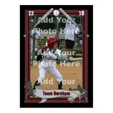 28 how to make your own baseball cards make your own