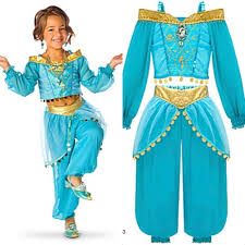 disney store princess jasmine costume dress halloween arabian