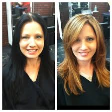 hairstyle makeovers before and after makeover