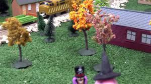 thomas friends halloween halloween pumpkin play doh peppa pig disney villains surprise toys
