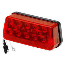 how to change bulb in wesbar tail light wesbar led waterproof left hand trailer tail light roadside 271595