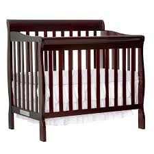 when to convert crib into toddler bed amazon com dream on me 4 in 1 aden convertible mini crib