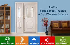upvc windows uae upvc doors manufacturer conservatories skylights