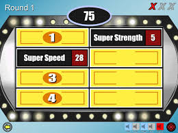 family feud powerpoint template free download professional