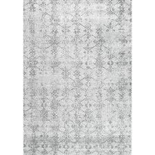 Silver Bathroom Rugs by Delphi Collection Dl 01 Silver Bark By Loloi Rugs Havenly
