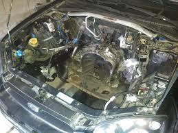 subaru blobeye black двигатель снят u2014 logbook subaru impreza wrx sti blobeye black 2004