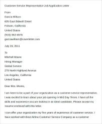 36 job application letter templates free u0026 premium templates