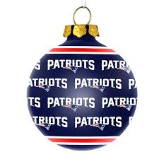 new patriots tree ornaments