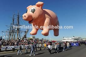 pig balloons pvc helium sky balloon pvc helium sky