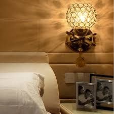 Crystal Wall Sconces by Bedroom Crystal Wall Sconces