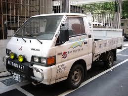 mitsubishi delica 2016 delica truck