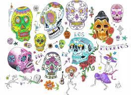 sugar skull flash page by bthslayr on deviantart