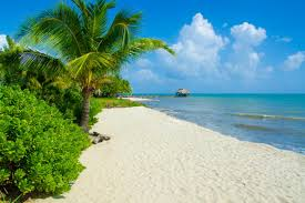 What Is Blue Flag Beach Best Beaches In Belize Belize Travel Channel Belize