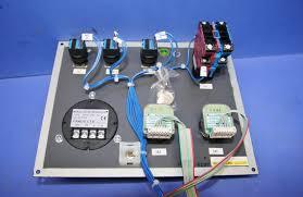 15551 by 1 Used Fanuc Ltd A02b 0236 C236 Operator Sub Panel Unit 15551