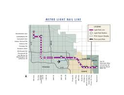 Phoenix Airport Map by Arizona Rosary Celebration Phoenix Light Rail Map