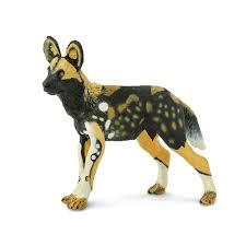 safari ltd african wild dog african wild dog toy safari ltd