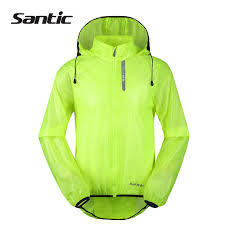 best road bike rain jacket free shipping buy best santic waterproof cycling jackets men bike