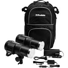 profoto b1 500 air battery powered 2 light location kit 901092