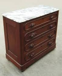 marble top dresser bedroom set 1800s victorian eastlake carved dresser with marble top part of a