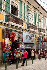 textile shops la paz bolivia south america stock photo getty images
