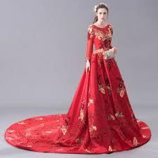 Red Wedding Dresses Cheap Wedding Dresses Bridal Gowns Online Veaul Com