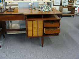 Danish Mid Century Modern Desk by Braxton And Yancey Mid Century Danish Modern Desks And Weekend