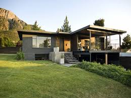 Cool Modern Houses by Cool Modern Hillside Homes Gallery Ideas 3678